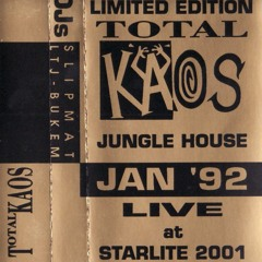Slipmatt - Total Kaos - 24th January 1992