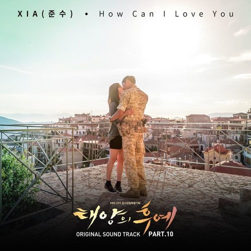 L2ShareOST4 XIA (JUNSU) How Can I Love You [Descendants of The Sun 태양의 후예 OST] soundcloudhot