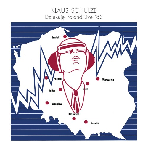 Klaus Schulze - Dziekuje Poland Live '83