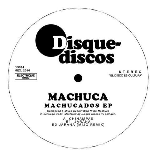 Machuca - Machucados EP