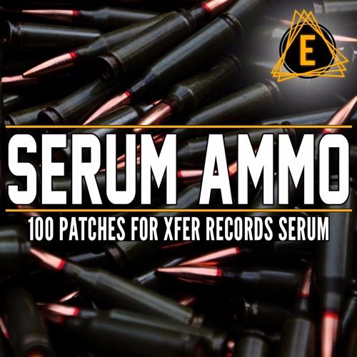 Electronisounds - Serum Ammo - DEMO (Soundbank for Xfer Records Serum VSTi)