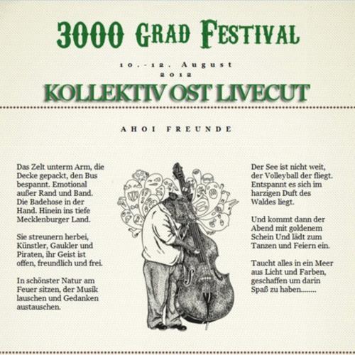 Kollektiv Ost @ 3000° Festival 2012