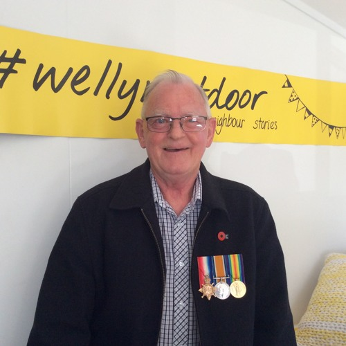 Bruce O'Connor talks about his father's experience of war
