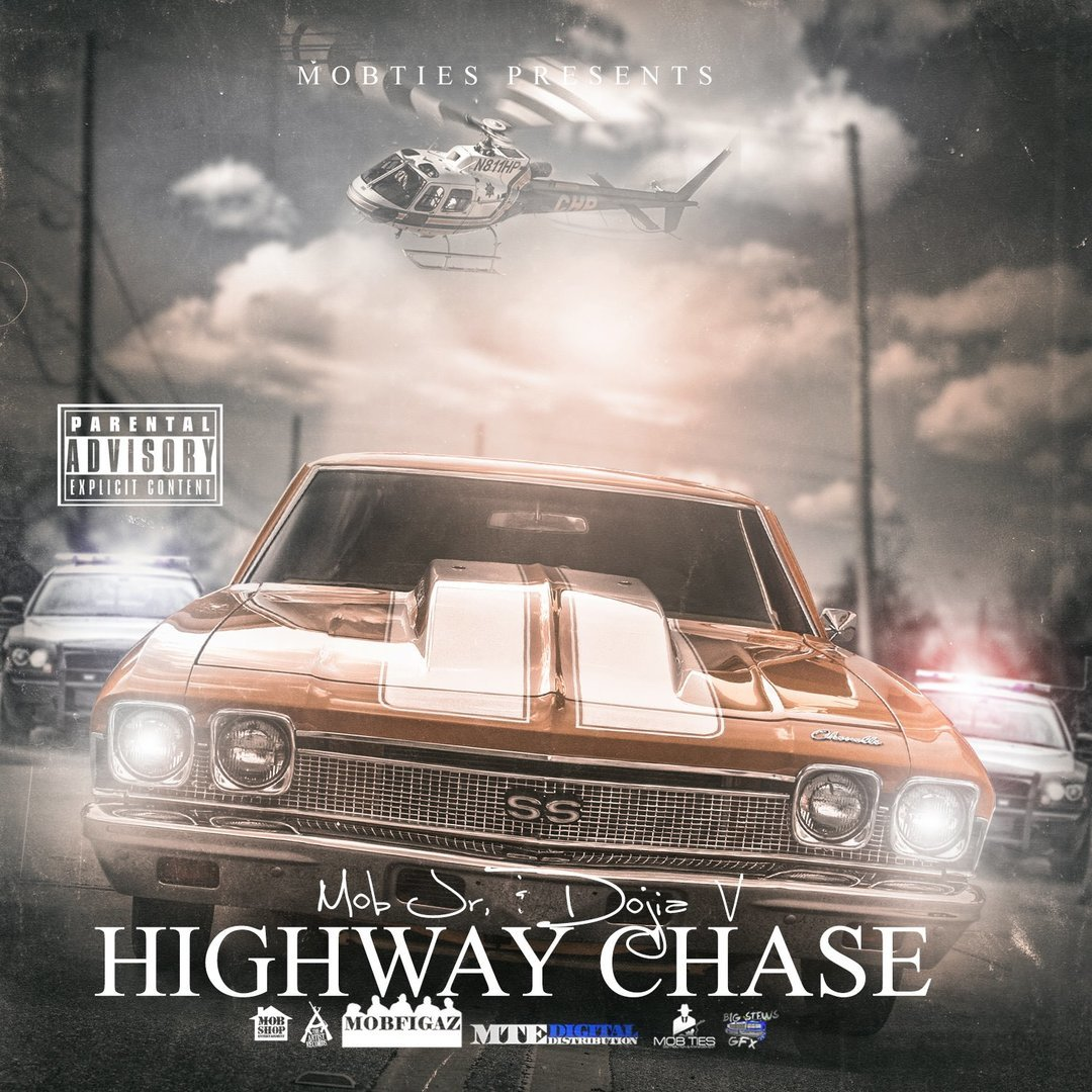 Mob Jr x Dojia V - Highway Chase [Thizzler.com Exclusive]