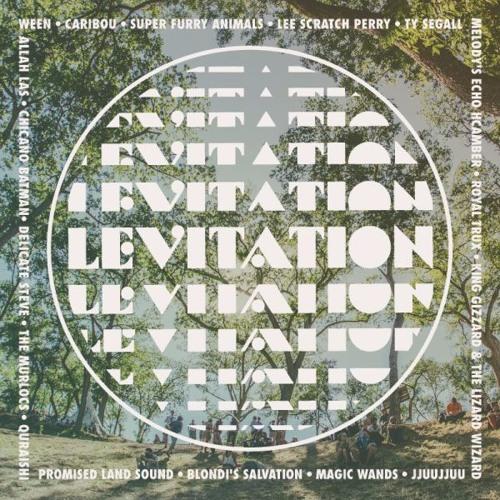LEVITATION 2016 - SUNDAY, MAY 1 mix by Al Lover