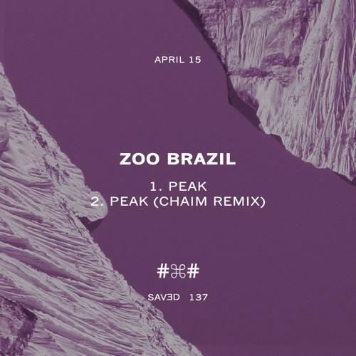 Zoo Brazil - Peak (Chaim Remix)