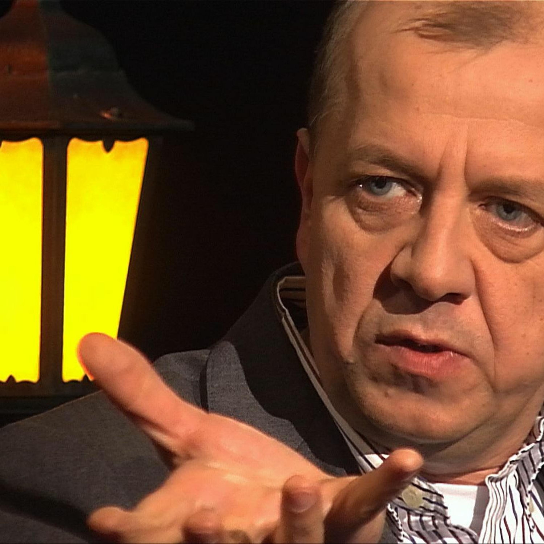 POD LAMPOU: Strana Richarda Rybníčka