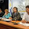 Conferencia en el marco de la primera sesión de la Junta Nacional de Seguridad Vial