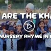 We Are The Khalsa - Sikh Nursery Rhyme In English! - MUST WATCH -