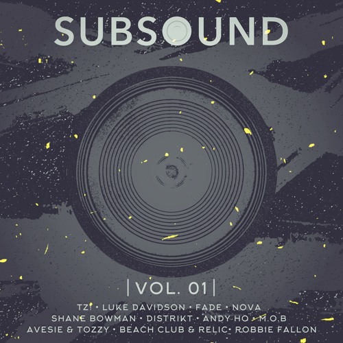 SUB001 - Subsound Vol. 01 (Free Download)