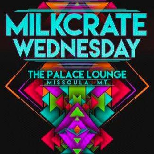 Milkcrate Wednesday Vol 2