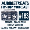 Audible Treats Hip-Hop Podcast 183