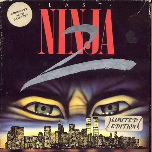 Last Ninja 2 OST - The Mansion (Metal Remix) FINAL