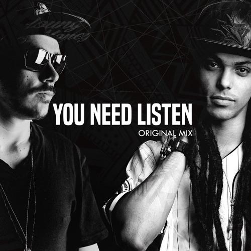 Samuel Boogie & 33Hz - You Need Listen (Original Mix)