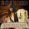 Pirates Of The Caribbean Ride Film Mix