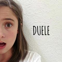 Duele [Natalia Lafourcade Cover]