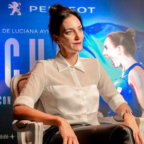 """Lucha Aymar: """"El hockey fue una manera de expresarme"""""""