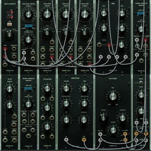 Pulsar Modular: 900 Series Modular Synthesizer (for Mac)
