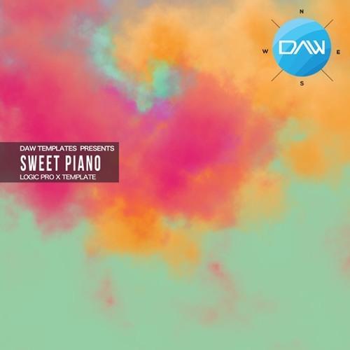 Sweet Piano House Template Logic Pro X