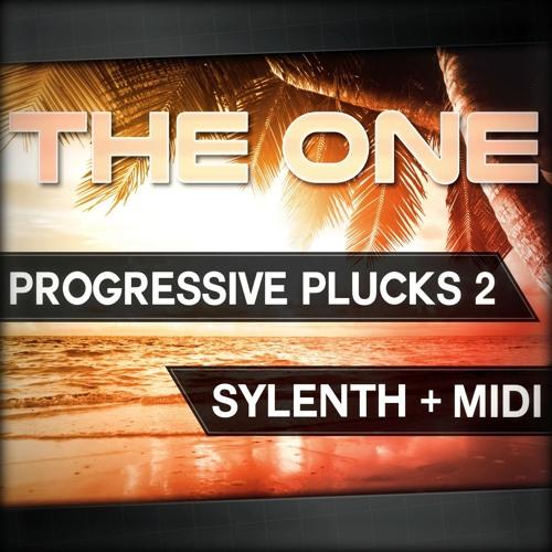THE ONE: Progressive Plucks 2 - Sylenth & MIDI