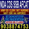 ARMY NAVY AIRFORCE CDS SSB NDA COACHING IN KOLKATA HOWRAH