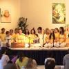 New Yogateacher sing Shivaya Parameshwaraya