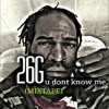 26G - ON MY STREETS - REVERSE BEATS