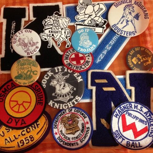 Operation Footlocker: Pins - Patches