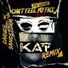 The Weeknd - Cant' Feel My Face Vs C.U.B.A. Calvin Harris(KAT EDIT)