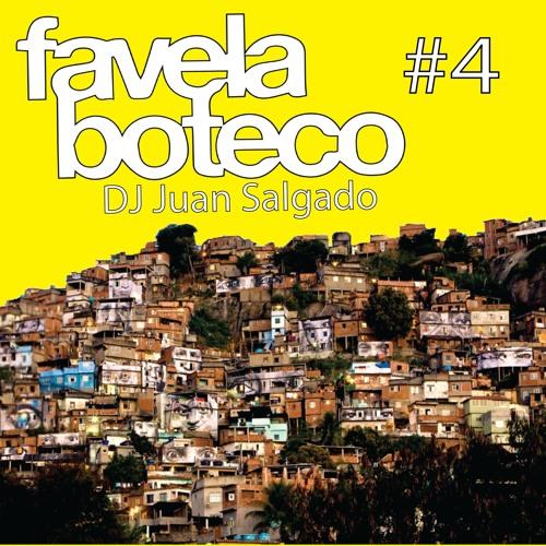 Favela Boteco #4 Songs Selected By Juan Salgado