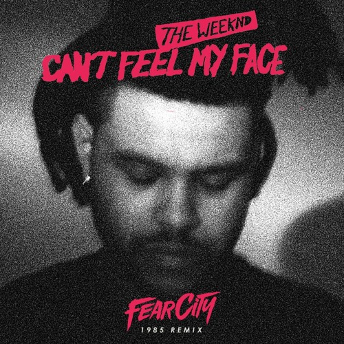 """THE WEEKND - CAN'T FEEL MY FACE """"FEARCITY 1985 RMX"""" INSTRUMENTAL"""