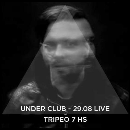 Under Club 29.08.2015 Live - Tripeo 7 HS