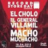 El Cholo & Estone - Cambios (Record Store Day 2015)