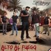 TRAVIEZOZ DE LA ZIERRA MIX 2016 -ALTO AL FUEGO- Download Portada del disco
