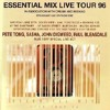 Pete Tong - Cream & Essential Mix Live Tour - The Sanctuary Music Arena - Milton Keynes - 29-6-96