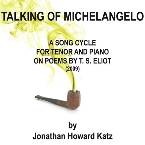 Talking of Michelangelo, by Jonathan Howard Katz