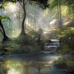Creative Colors Lucid Dream and Sleep 432Hz Music ~ Theta Binaural Beats
