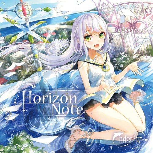 Horizon Note【M3-2016春】