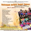 Oak Glades SDA Hallelujah Anyhow Gospel Concert