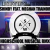 Highschool Musical All about that Bass Deutschrap Remix Mashup (SWAT)