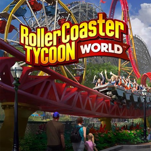 Roller Coaster Tycoon World - Park Overview, part 1