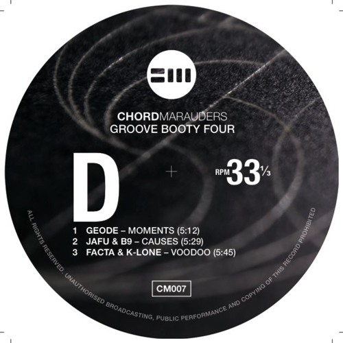 """Facta & K-LONE - Voodoo [Out now on 12""""]"""