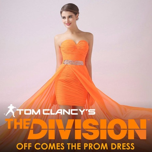 Off Comes The Prom Dress (feat. Jessica Kandel)