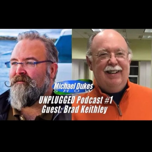 The Michael Dukes Show Unplugged #1 - Brad Keithley (4.12.2016)