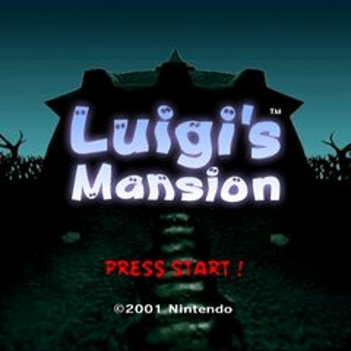 Luigi's Mansion - Staff Credits - Live Brass Remake