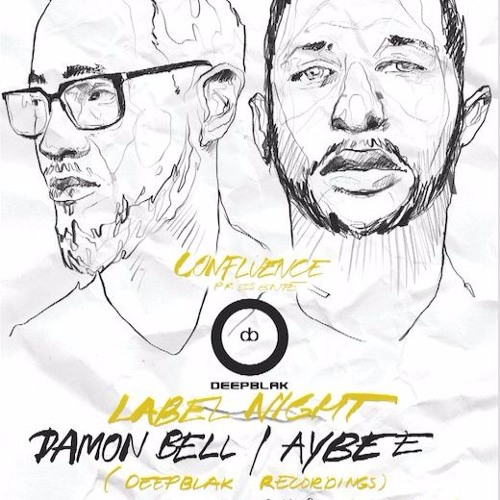 Damon Bell @ DEEPBLAK Label NIght Paris | (Into The Deep) at Djoon | April 15th 2016
