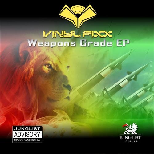 Download Vinyl Fixx - Weapons Grade EP [JR002] mp3