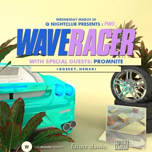 FWD Wednesdays: Wave Racer Opening Set -  3.30.16
