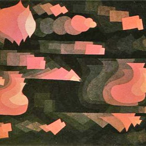 """No. 4b """"Fugue in Red"""" from Paul Klee: Painted Songs"""