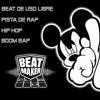Pista Instrumental Base de Rap  & Hip Hop   Beat de uso libre,  Boom Bap free 2016
